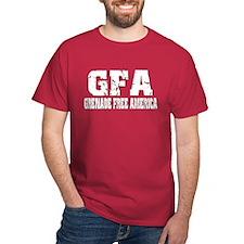G.F.A. Grenade Free America T-Shirt