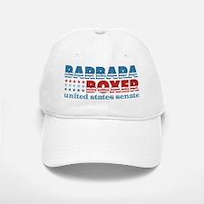 Boxer for Senator Baseball Baseball Cap