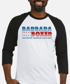 Boxer for Senator Baseball Jersey