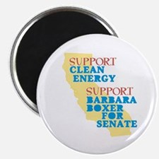 Clean Energy Boxer Magnet