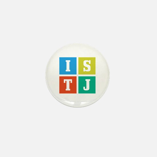 ISTJ Mini Button