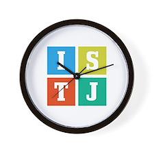 ISTJ Wall Clock