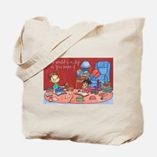 Your World Tote Bag