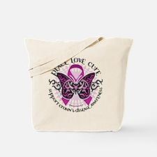 Crohn's Disease Tribal Butter Tote Bag