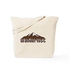 Unique Wanderlust Tote Bag