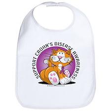Crohn's Disease Cat Bib