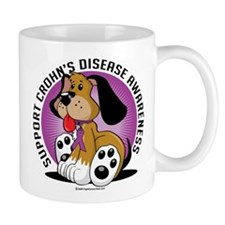 Crohn's Disease Dog Mug