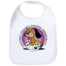 Crohn's Disease Dog Bib