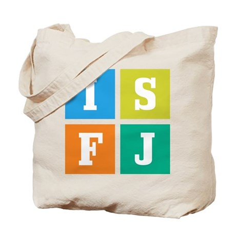 Myers-Briggs ISFJ Tote Bag