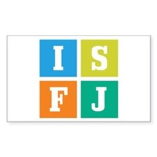 Myers-Briggs ISFJ Decal