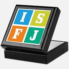 Myers-Briggs ISFJ Keepsake Box