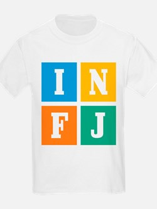 Myers-Briggs INFJ T-Shirt