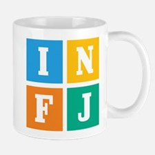 Myers-Briggs INFJ Mug