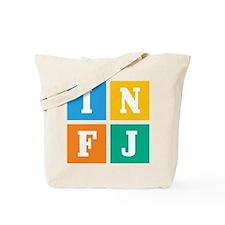 Myers-Briggs INFJ Tote Bag
