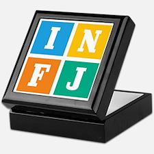 Myers-Briggs INFJ Keepsake Box