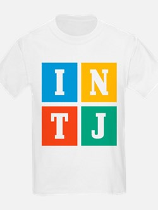 Myers-Briggs INTJ T-Shirt