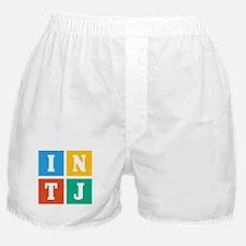 Myers-Briggs INTJ Boxer Shorts