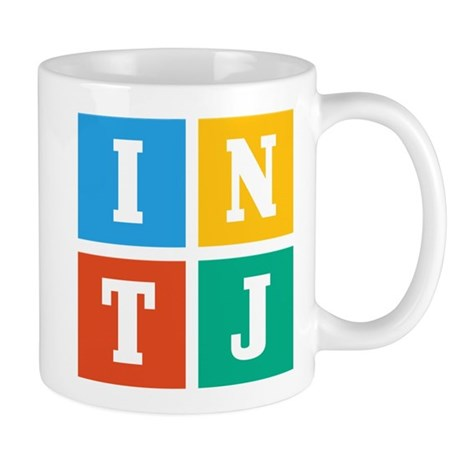 Myers-Briggs INTJ Mug