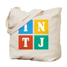 Myers-Briggs INTJ Tote Bag