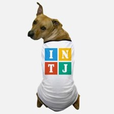 Myers-Briggs INTJ Dog T-Shirt