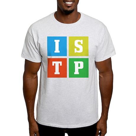 Myers-Briggs ISTP Light T-Shirt