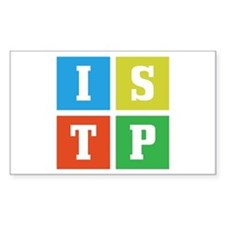 Myers-Briggs ISTP Decal