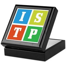 Myers-Briggs ISTP Keepsake Box