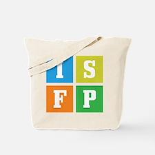 Myers-Briggs ISFP Tote Bag