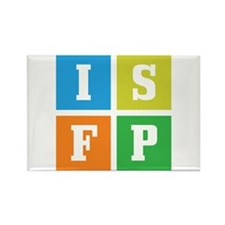 Myers-Briggs ISFP Rectangle Magnet (10 pack)