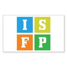 Myers-Briggs ISFP Decal