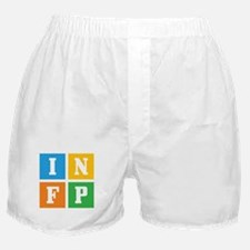 Myers-Briggs INFP Boxer Shorts