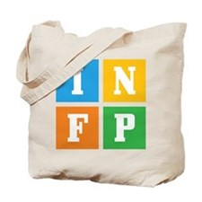Myers-Briggs INFP Tote Bag