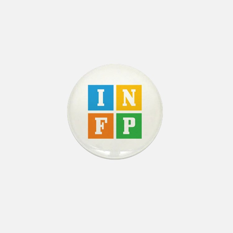 Myers-Briggs INFP Mini Button