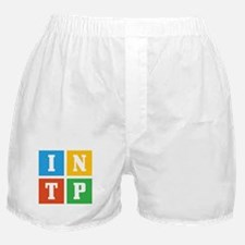 Myers-Briggs INTP Boxer Shorts