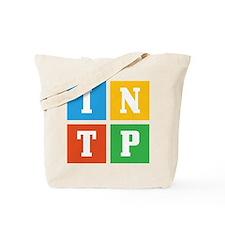 Myers-Briggs INTP Tote Bag