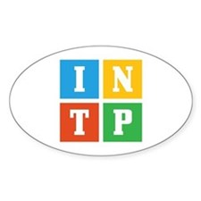 Myers-Briggs INTP Decal