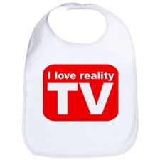 I LOVE REALITY TV AS SEEN ON  Bib