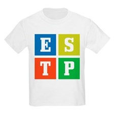Myers-Briggs ESTP T-Shirt