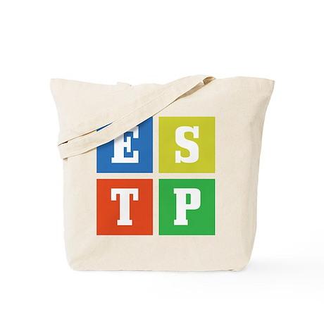 Myers-Briggs ESTP Tote Bag