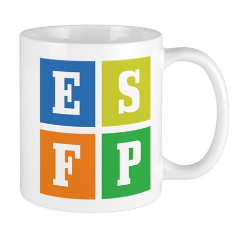 Myers-Briggs ESFP Mug