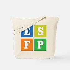 Myers-Briggs ESFP Tote Bag