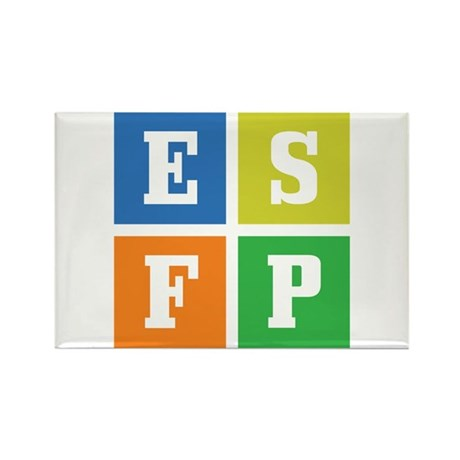 Myers-Briggs ESFP Rectangle Magnet (10 pack)