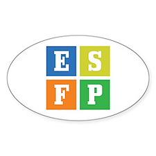 Myers-Briggs ESFP Decal