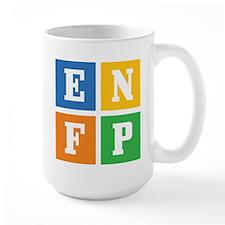 Myers-Briggs ENFP Mug