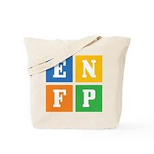 Myers-Briggs ENFP Tote Bag