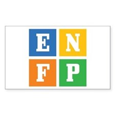 Myers-Briggs ENFP Decal