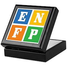 Myers-Briggs ENFP Keepsake Box