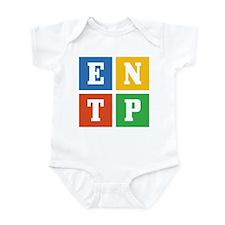 Myers-Briggs ENTP Infant Bodysuit