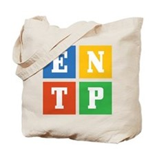 Myers-Briggs ENTP Tote Bag