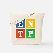 Myers-Briggs ENTP Tote Bag